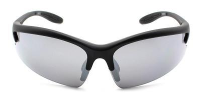 Leo Rx Safety Glasses Black