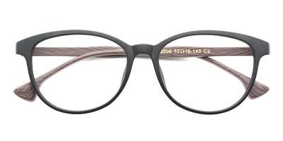 Blake Eyeglasses Black