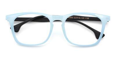 Hannah Eyeglasses Blue