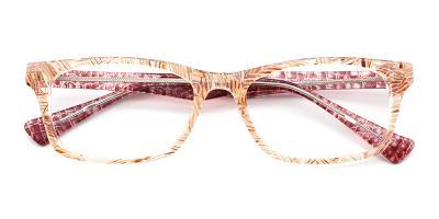 Lucy Eyeglasses Brown