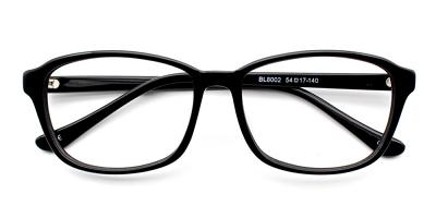 Scarlett Eyeglasses Black
