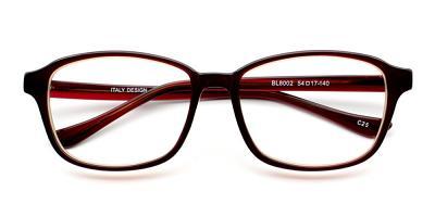 Scarlett Eyeglasses Red