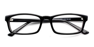 Dylan Eyeglasses Black