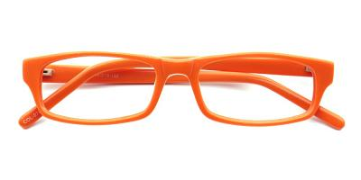 Bailey Kids Glasses Orange