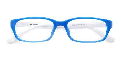 Kaelyn Kids Glasses Blue