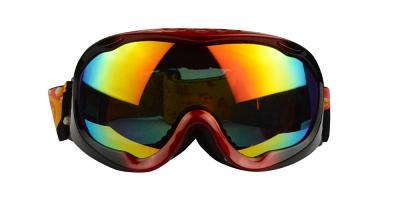 Jake Rx Ski Goggles Red