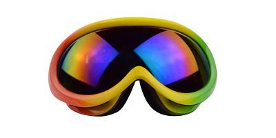 Mateo Rx Ski Goggles Rainbow