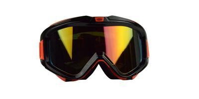 Asher Rx Ski Goggles Orange