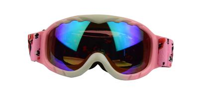 Cole Rx Ski Goggles Pink