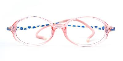 Alexis Kids Glasses Pink