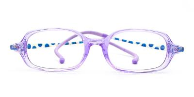 Kayla Kids Glasses Purple