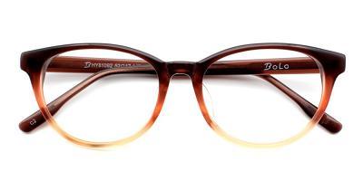 Brooklyn Eyeglasses Brown