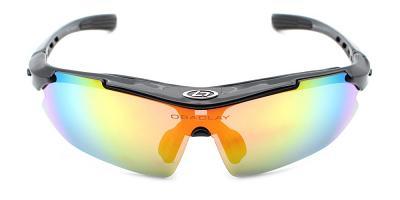 Daniel Sports Sunglasses Black