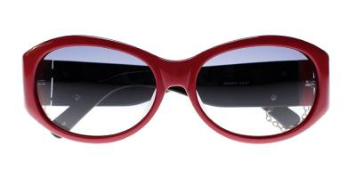 Hinkley Rx Sunglasses Red