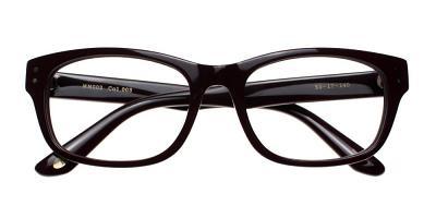 Oakland Eyeglasses Red