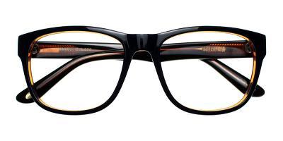 Lancaster Eyeglasses Blue Brown