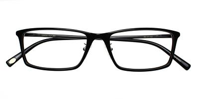 Marina Eyeglasses Black
