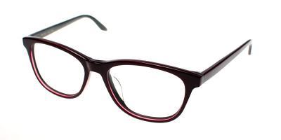 Pacoima Eyeglasses Red Purple