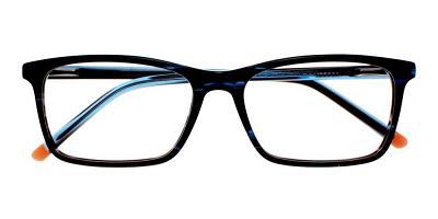 Tiburon Eyeglasses Blue