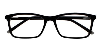 Tiburon Eyeglasses Black
