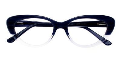 Upland Eyeglasses Blue