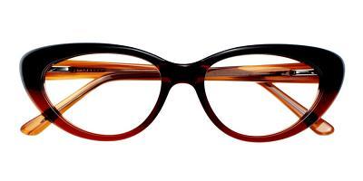 Upland Eyeglasses Black