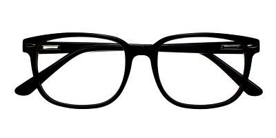 Berkeley Eyeglasses Black