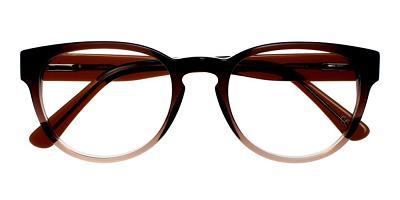 Auberry Eyeglasses Brown