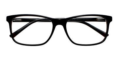 Alhambra Eyeglasses Black