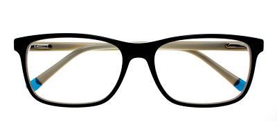 Alhambra Eyeglasses White Blue