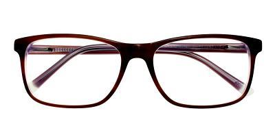 Alhambra Eyeglasses Brown