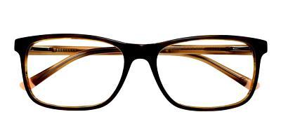 Alhambra Eyeglasses Brown Demi