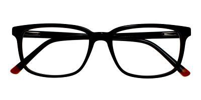 Yountville Eyeglasses Black