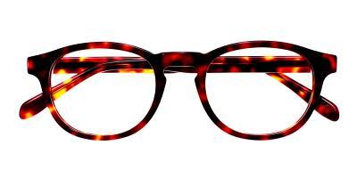 Loomis Eyeglasses Brown Demi