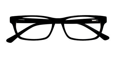 Manteca Eyeglasses Black