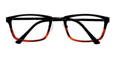 Nipomo Eyeglasses Black Brown