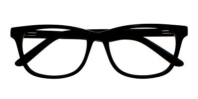 Pacifica Eyeglasses Black