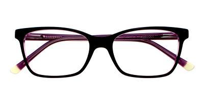 Paradise Eyeglasses Purple