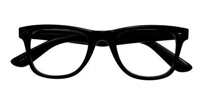 Rancho Eyeglasses Black