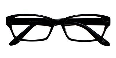 Shafter Eyeglasses Black