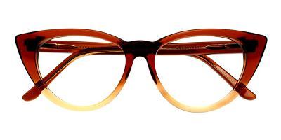 Catalina Eyeglasses Brown