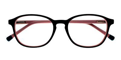 Tehachapi Eyeglasses Black Pink