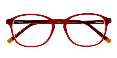 Tehachapi Eyeglasses Red Pink