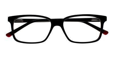 Benicia Eyeglasses Black
