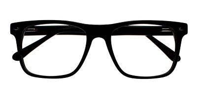 Campbell Eyeglasses Black