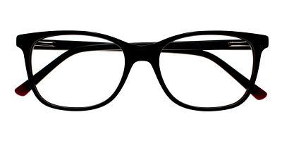 Danville Eyeglasses Black