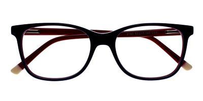 Danville Eyeglasses Purple