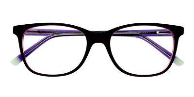 Danville Eyeglasses Dark Purple