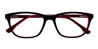 Escondido Eyeglasses Black Pink