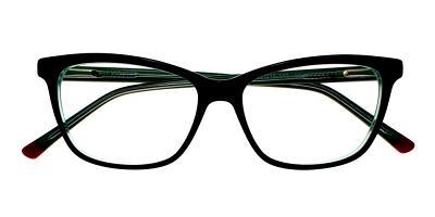 Atwater Eyeglasses Green
